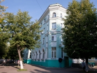 Stupino, Pushkin st, house 23. Apartment house
