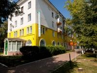 Stupino, Pushkin st, house 29. Apartment house