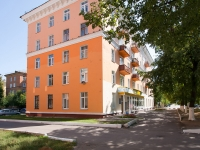 Stupino, Pobedy avenue, house 12. Apartment house