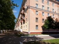 Stupino, Pobedy avenue, house 12. Apartment house