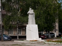 Stupino, monument Комсомольцам г.СтупиноPobedy avenue, monument Комсомольцам г.Ступино