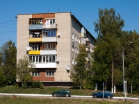 Stupino, Timiryazev st, house 1. Apartment house