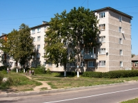 Stupino, Timiryazev st, house 7. Apartment house