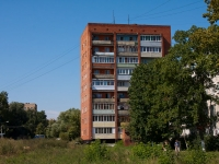 Stupino, Timiryazev st, house 9. Apartment house