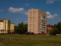 Stupino, Timiryazev st, house 15. Apartment house