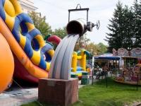neighbour house: st. Timiryazev. monument Ступинским металлургам-литейщикам