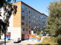 Stupino, st Turgenev, house 4. Apartment house