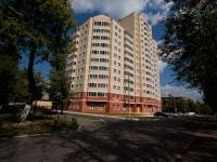 Stupino, st Turgenev, house 15/24. Apartment house