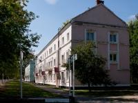 Stupino, st Chaykovsky, house 22. Apartment house