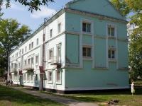 Stupino, st Chaykovsky, house 24. Apartment house