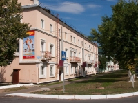 Stupino, Chaykovsky st, house 26. Apartment house