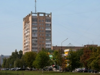 Stupino, st Chaykovsky, house 48. Apartment house