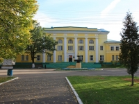 Stupino, Chaykovsky st, sport palace