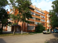 Stupino, Dostoevsky st, house 1. Apartment house
