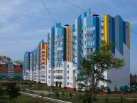 Stupino, Frunze st, house 5 к.1. Apartment house