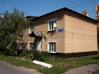 Stupino, Kirov st, house 7. Apartment house