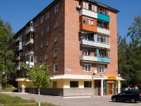 Stupino, Sadovaya st, house 4. Apartment house