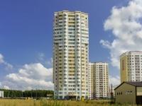 Чехов, улица Земская, дом 3. многоквартирный дом