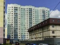 Чехов, улица Земская, дом 4. многоквартирный дом