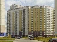 Чехов, улица Земская, дом 5. многоквартирный дом