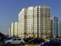 Чехов, улица Земская, дом 8. многоквартирный дом