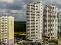 Чехов, улица Земская, дом 9. многоквартирный дом
