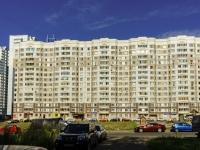 Чехов, улица Земская, дом 10. многоквартирный дом