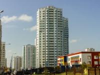 Чехов, улица Земская, дом 17. многоквартирный дом