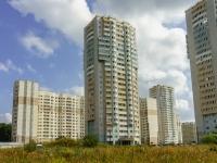 Чехов, улица Уездная, дом 1. многоквартирный дом