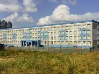 Чехов, школа №10, улица Уездная, дом 6