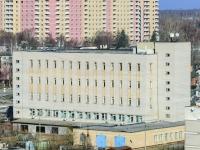 Чехов, улица Береговая, дом 31. офисное здание