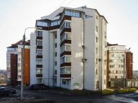 Чехов, улица Береговая, дом 41. многоквартирный дом