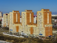 Чехов, улица Дружбы, дом 1. многоквартирный дом