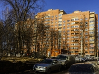 Чехов, улица Дружбы, дом 2А. многоквартирный дом
