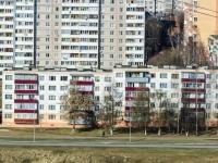 Чехов, улица Дружбы, дом 4. многоквартирный дом