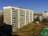 Чехов, улица Дружбы, дом 6 к.1. многоквартирный дом