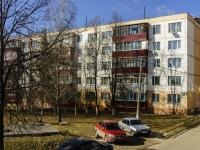 Чехов, улица Дружбы, дом 10. многоквартирный дом