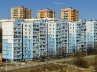 Чехов, улица Дружбы, дом 18. многоквартирный дом