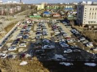 Чехов, улица Дружбы. гараж / автостоянка