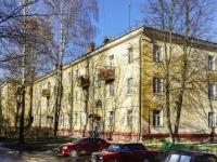 Чехов, улица Ильича, дом 28. многоквартирный дом