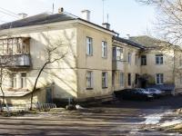 Чехов, улица Ильича, дом 35. многоквартирный дом