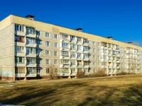Чехов, улица Ильича, дом 37. многоквартирный дом