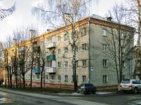 Чехов, улица Ильича, дом 38. многоквартирный дом