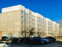 Чехов, улица Ильича, дом 39. многоквартирный дом