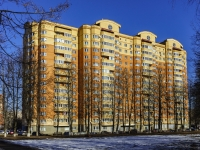Чехов, улица Ильича, дом 41. многоквартирный дом