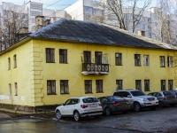Чехов, улица Квартальная, дом 17. многоквартирный дом