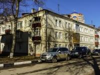 Чехов, улица Лопасненская, дом 1. многоквартирный дом