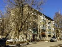 Чехов, улица Лопасненская, дом 2. многоквартирный дом