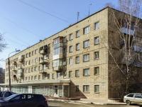 Чехов, улица Лопасненская, дом 10. многоквартирный дом