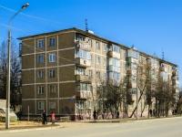 Чехов, улица Мира, дом 2. многоквартирный дом